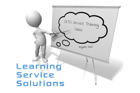 Sign up for our next Service Training Course!