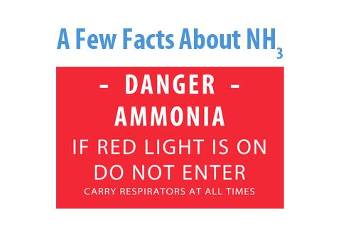 A Few Facts About Ammonia