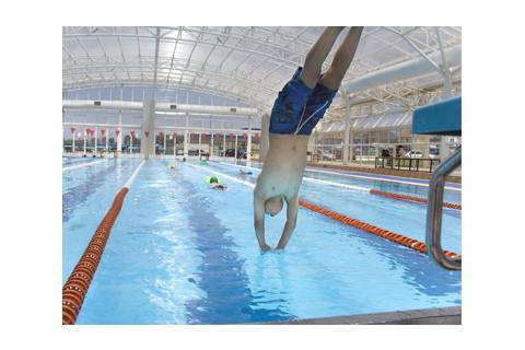 Chlorine and Ozone Gas Detection Systems in Aquatic Recreation Facilities