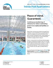 Application: Indoor Swimming Pools - DCC and LPT-A