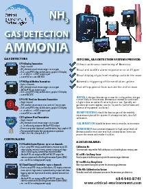 Ammonia Products Brochure