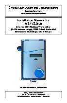 AST-IS18-M Operation Manual (Modbus)
