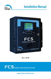 FCS Installation Manual v1.34-v1.32