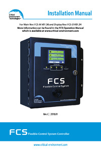 FCS Installation Manual v1.36-v1.34