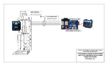 Wiring Drawing: FCS-B with Option -AIAO and QCC-RDM
