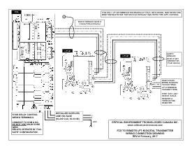 Wiring Drawing: FCS with LPT-M